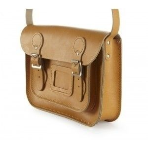Сумка-сэтчел Small Classic Satchel Autumn Tan