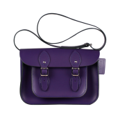 Сумка-сэтчел 11-inch Classic Satchel Deep Purple