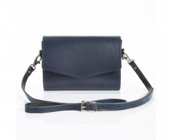 Клатч Navy Blue Micro Clutch