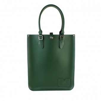 Высокая сумка Large Tote Bag Racing Green