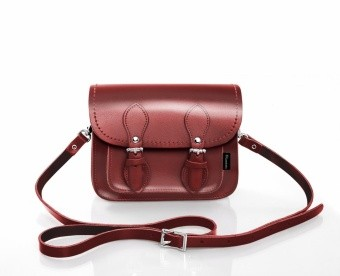 Сумочка Oxblood Micro Satchel