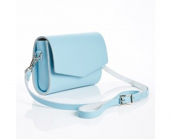 Клатч Pastel Baby Blue Micro Clutch