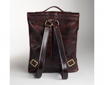 Сумка-рюкзак Damson Leather Backpack