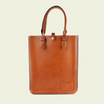 Высокая сумка Large Tote Bag Tan