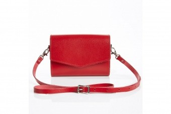 Клатч Red Micro Clutch