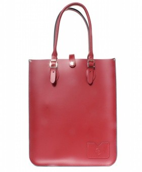 Высокая сумка Large Tote Bag Pillarbox Red