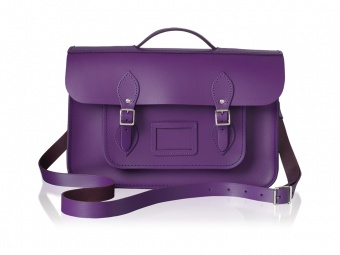Портфель-рюкзак The Classic Batchel Purple