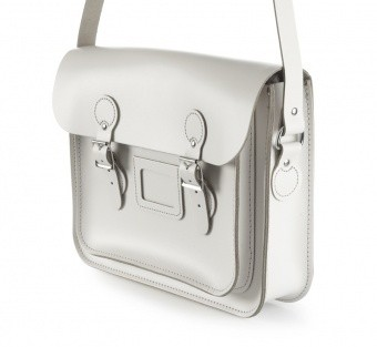 Сумка-сэтчел Medium Classic Satchel Cream