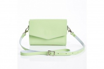 Клатч Pastel Green Micro Clutch