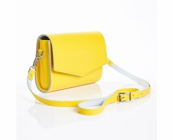 Клатч Pastel Yellow Micro Clutch