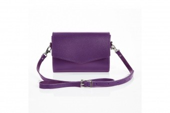 Клатч Purple Micro Clutch