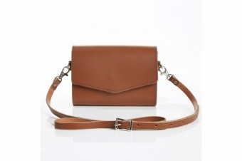 Клатч Chestnut Micro Clutch