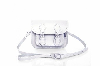Сумочка White Micro Satchel